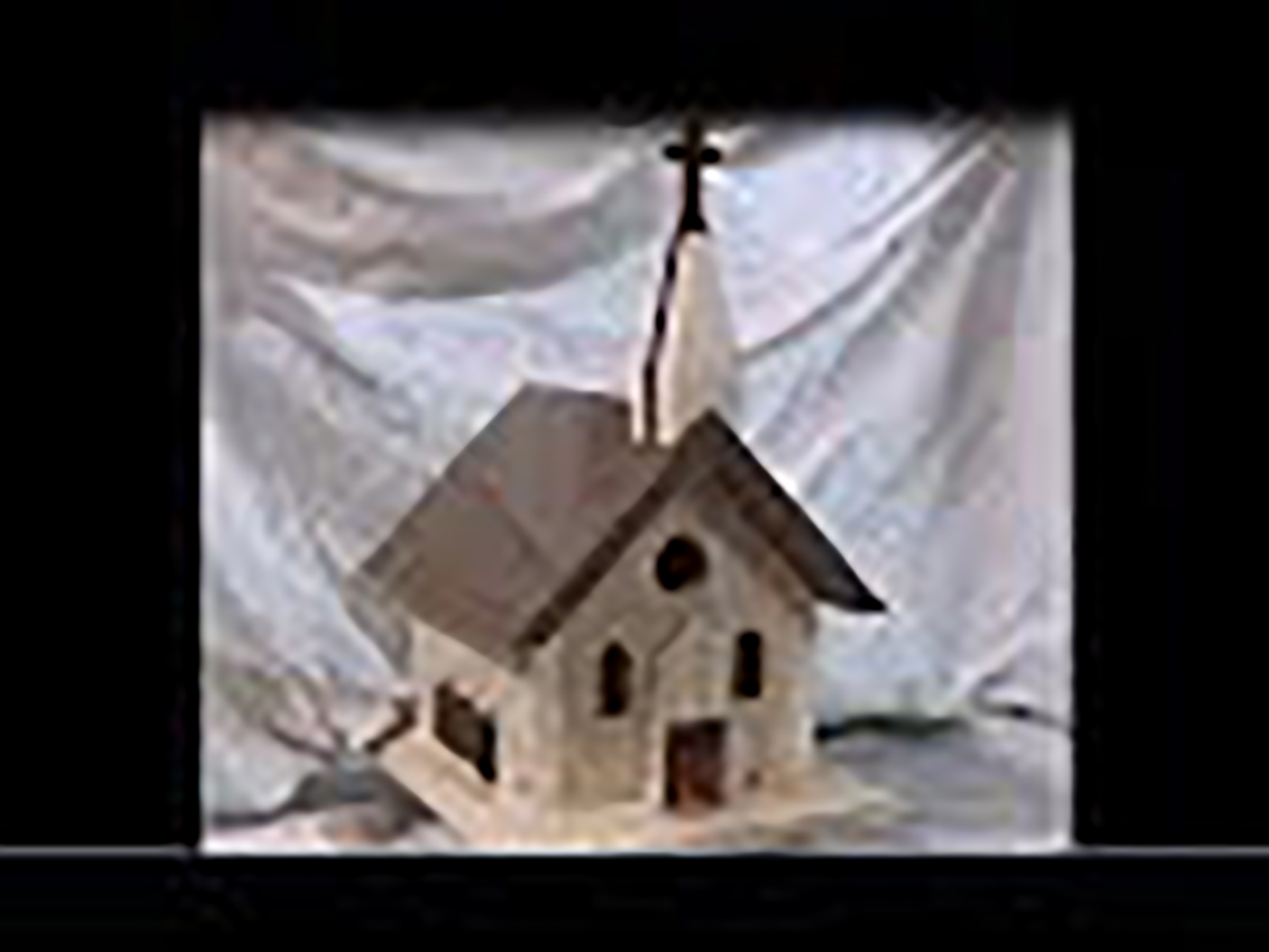 The Church Bird House