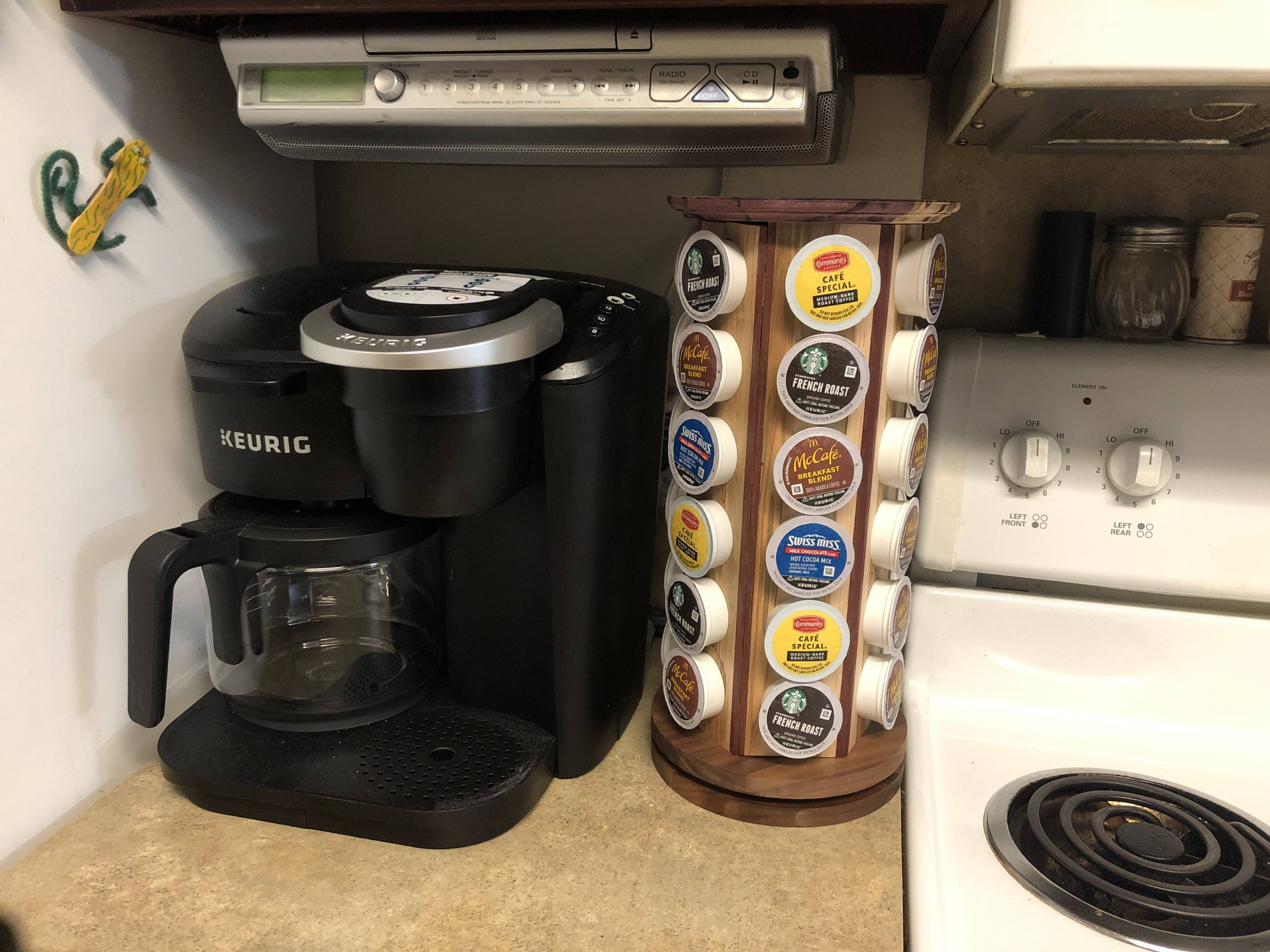 "K Cup Coffee Holder ""Thingy"""
